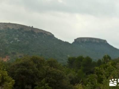 Monumento Natural Tetas de Viana - Trillo; fiesta de la almudena; Guadalajara